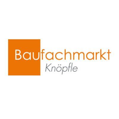 Werbeagentur Referenzen Baufachmarkt Knöpfle Logo