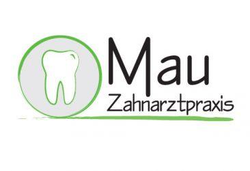 Werbeagentur Referenzen Mau Zahnarztpraxis Logo
