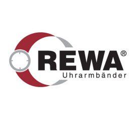 Werbeagentur Referenzen REWA Uhrarmbänder Logo