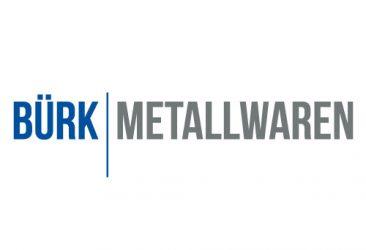 Werbeagentur Referenzen Bürk Metallwaren Logo