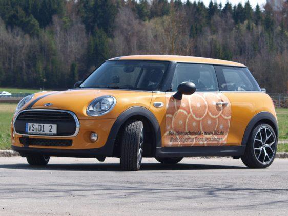 Fahrende Di2-Mini-Orange