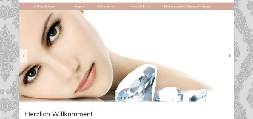 Monaco Cosmetics Webseite bekommt ein Redesign