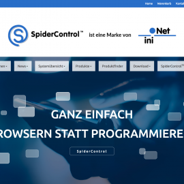 Neue Webseite für unseren schweizer Kunden