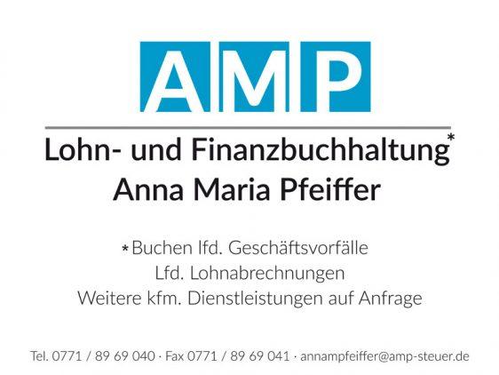 Di2 Ideenschmiede Werbeagentur News AMP Logo, Visitenkarten, Briefpapier und Firmenschild