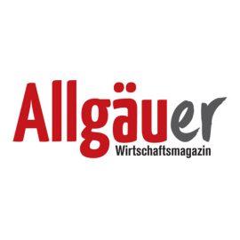 Werbeagentur Referenzen Allgäuer Wirtschaftsmagazin Logo