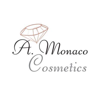 Werbeagentur Referenzen A. Monaco Kosmetik Logo