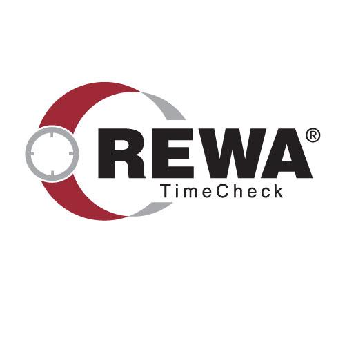 Werbeagentur Referenzen REWA TimeCheck Logo