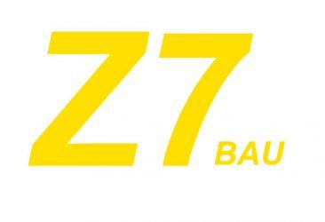 Werbeagentur Referenzen Z7 Bau Logo