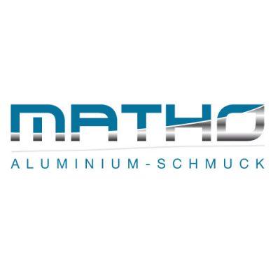 Werbeagentur Referenzen Matho Aluminium-Schmuck Logo
