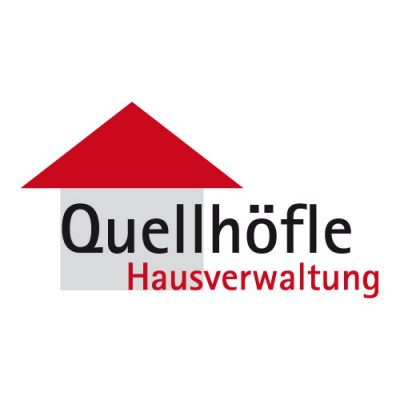 Werbeagentur Referenzen Quellhöfle Hausverwaltung Logo