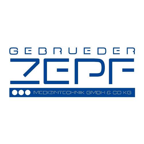 Werbeagentur Referenzen Gebrueder Zepf Medizintechnik Logo