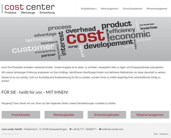Alles frisch – vom Logo bis zur Website