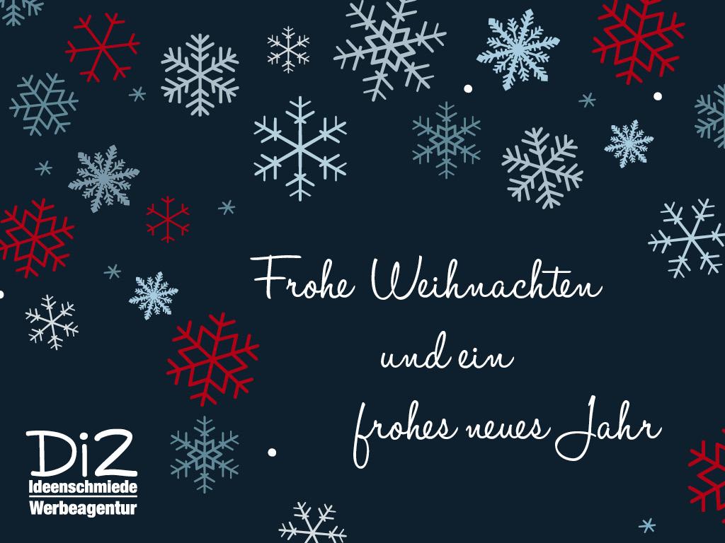 Bye bye 2017 – Wir wünschen Euch Frohe Weihnachten und ein Gutes Neues Jahr!