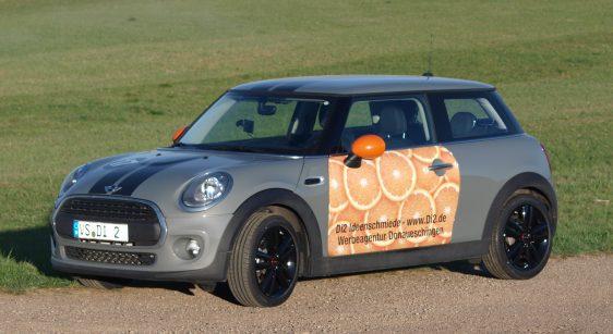 Die neue fahrende Di2-Mini-Orange ist unterwegs!
